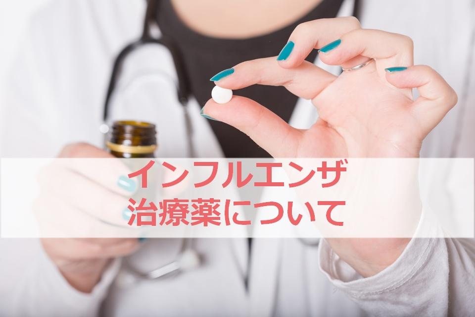 インフルエンザ003治療薬